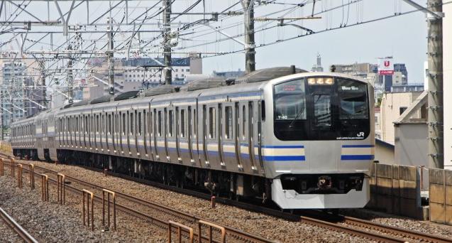 総武線快速E217系