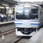 【2路線の比較】総武線vs京葉線! どっちが速い?