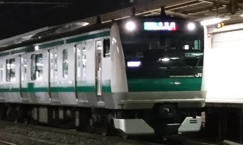 埼京線E233系