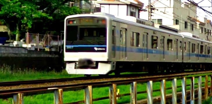 新百合ヶ丘駅までの複々線化