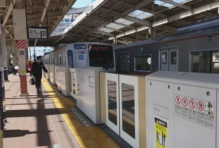 和光市駅の発車メロディ