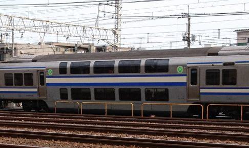 総武線快速のグリーン車