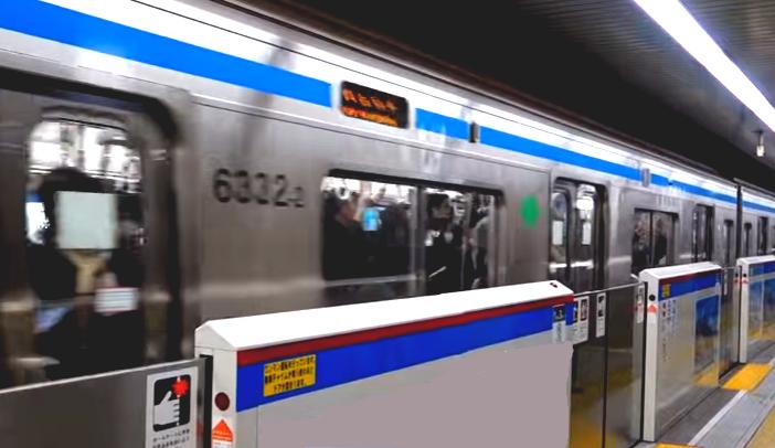 都営三田線の混雑率