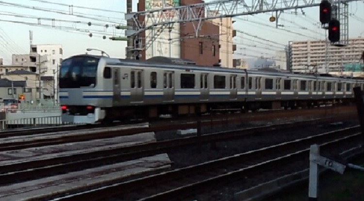 総武線快速・横須賀線のE217系