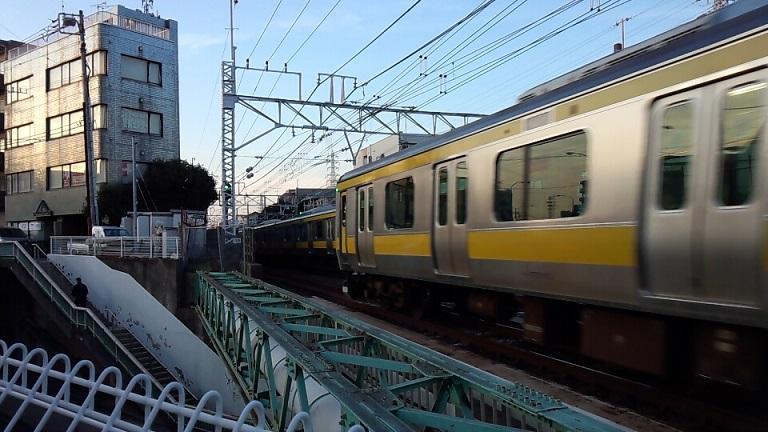 中央総武緩行線のE231系