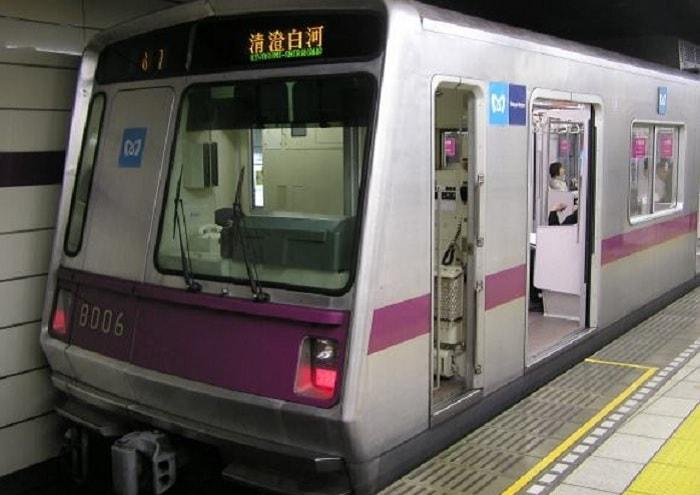 東京メトロ半蔵門線の混雑状況