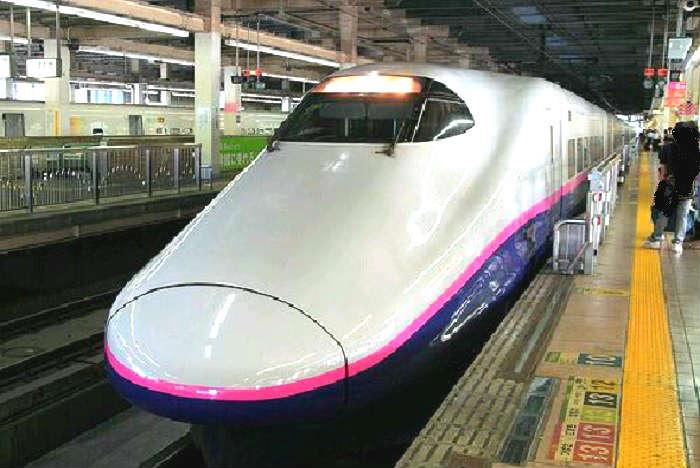 上越新幹線の少ない需要
