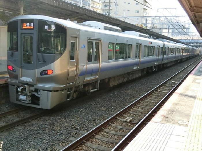 南海と競合するJR阪和線