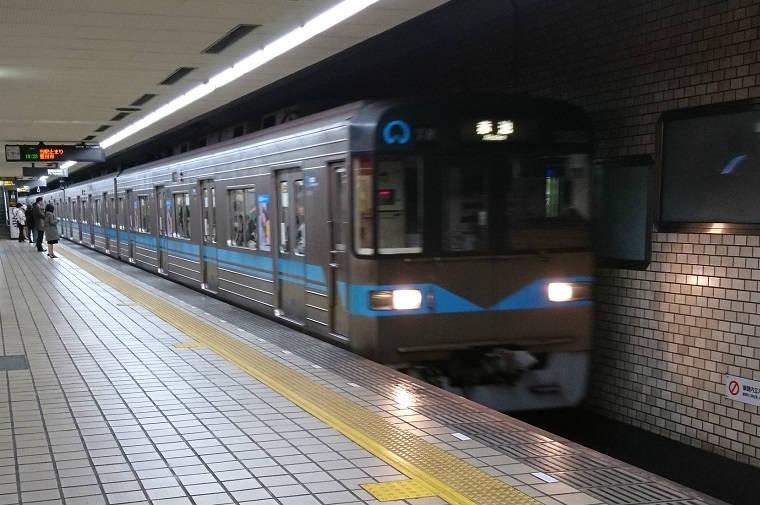 急行がない地下鉄鶴舞線