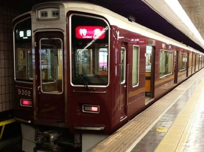 阪急京都線の特急