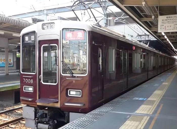 阪急神戸線の最高速度