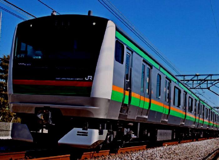 湘南新宿ラインと横須賀線