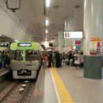 京王井の頭線の朝ラッシュの混雑状況を時間帯・区間ごとに調査!