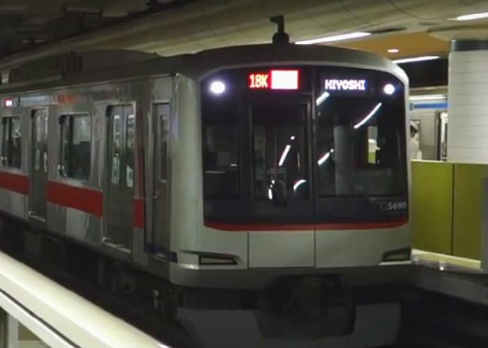 東急目黒線の急行