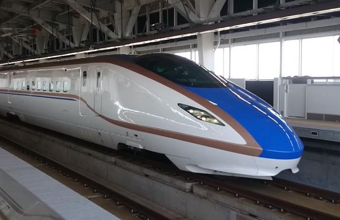 北陸新幹線の種別