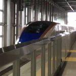北陸新幹線の区間/列車ごとの最高速度を調査