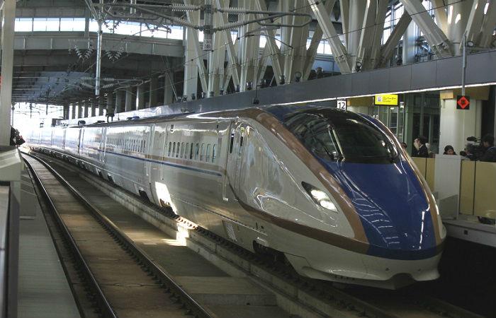 整備新幹線の最高速度260km/h