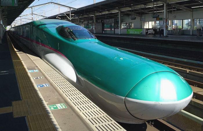全車自由席の東北新幹線