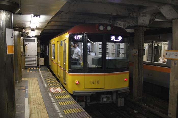 地下鉄銀座線
