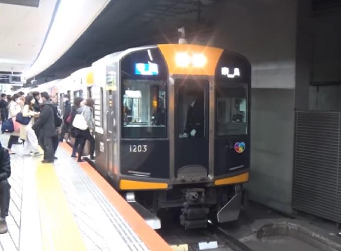 近鉄奈良線の地下駅