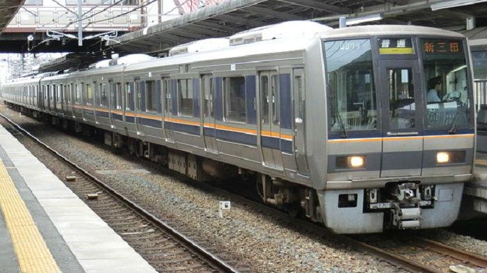 JR宝塚線の207系