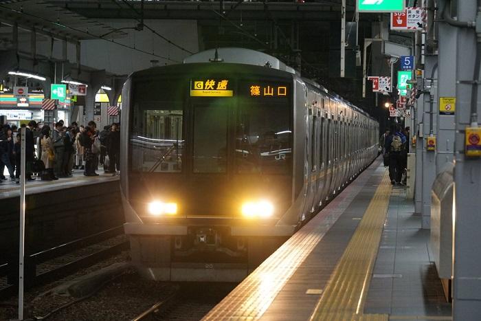 JR宝塚線