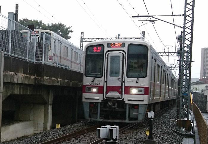東 上線 遅延