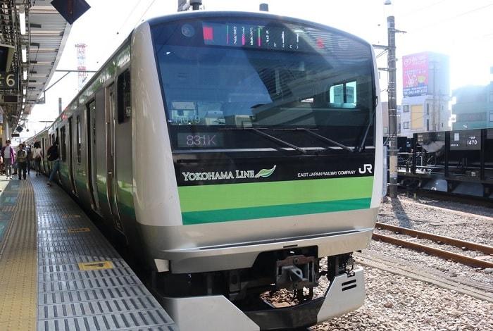横浜線の長編成化の計画