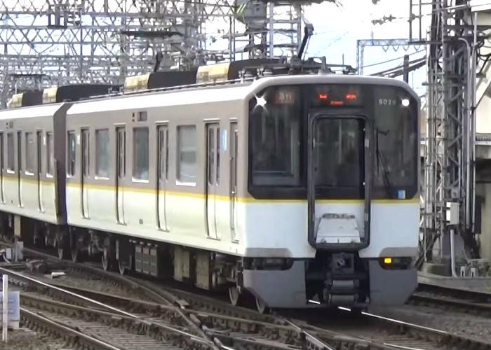 近鉄京都線の急行