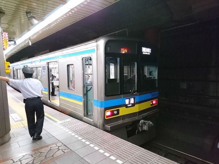 都営地下鉄の発車メロディ