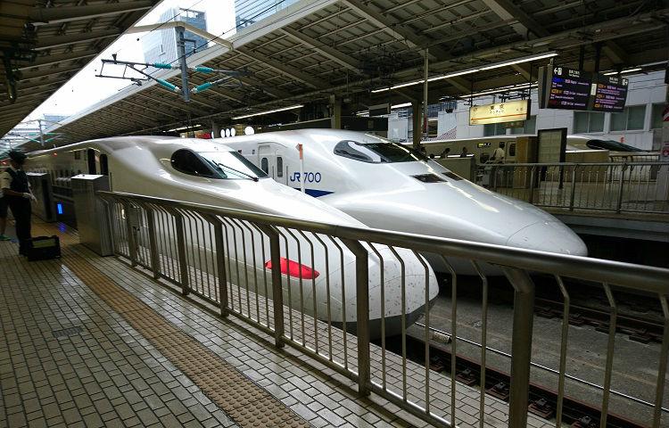 東海道山陽新幹線こだま号