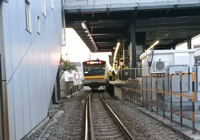 6時台の南武線