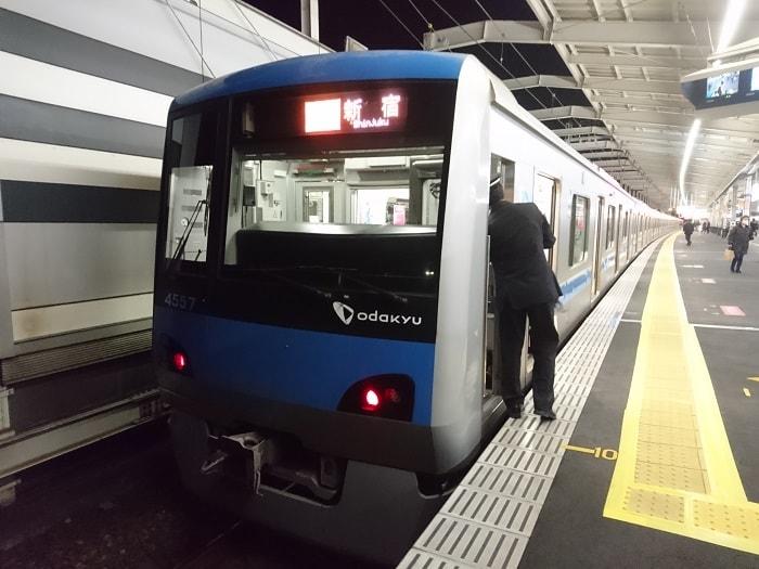 小田急多摩線の延伸計画