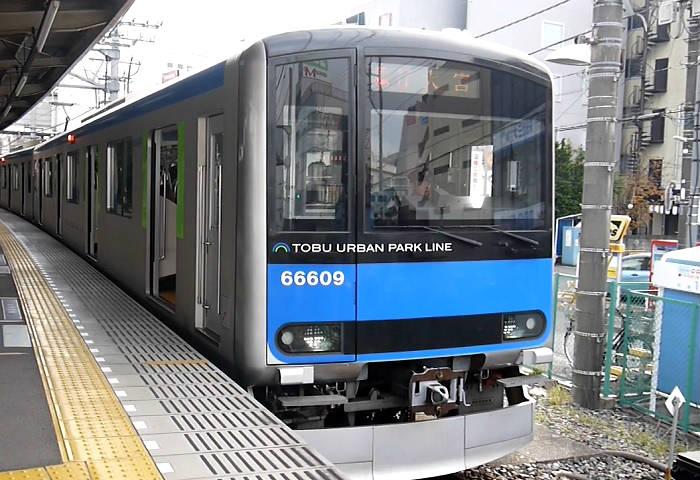 新鎌ヶ谷駅と鎌ヶ谷駅