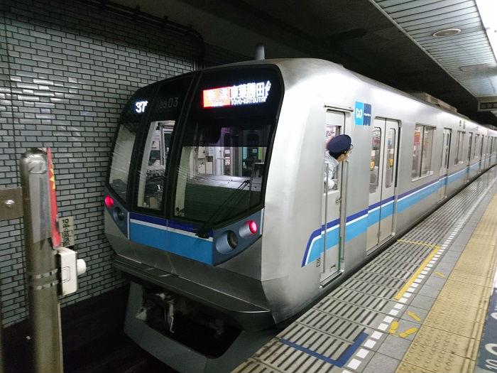 発車が遅い東京メトロ