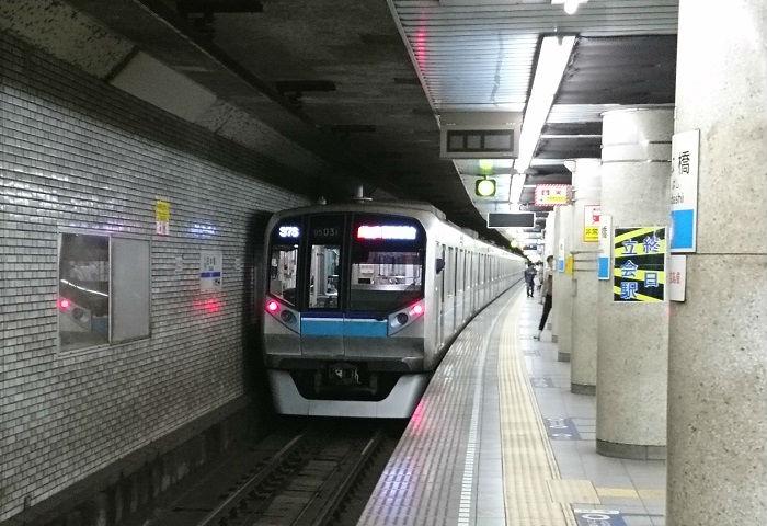 最高速度100km/hの東京メトロ東西線