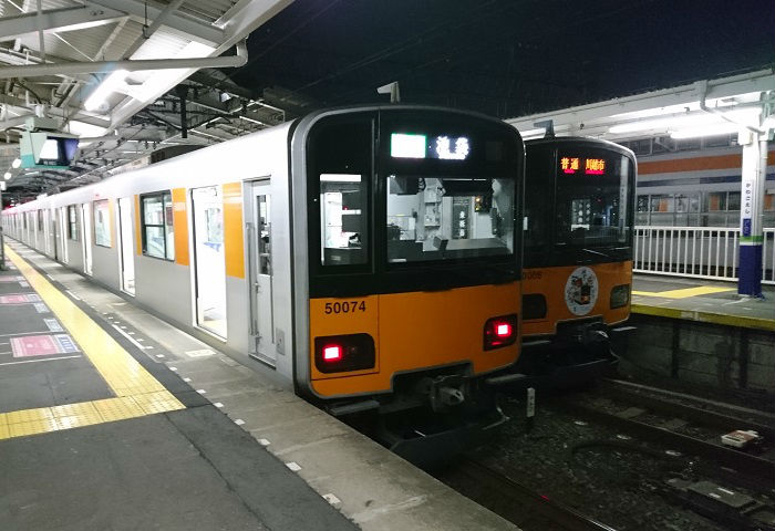 東武東上線の発車メロディ