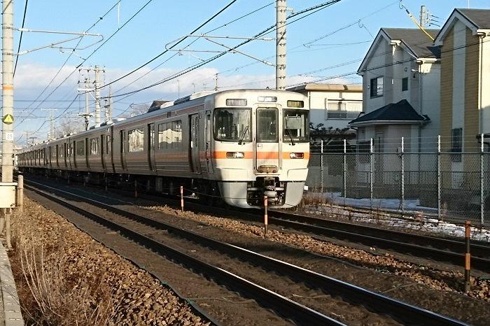 JR中央本線(名古屋地区)の混雑