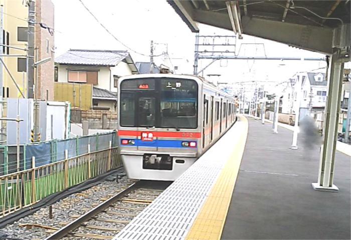 京成本線の朝ラッシュの混雑