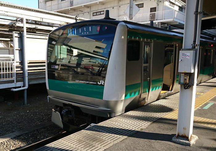 埼京線の混雑の時間帯