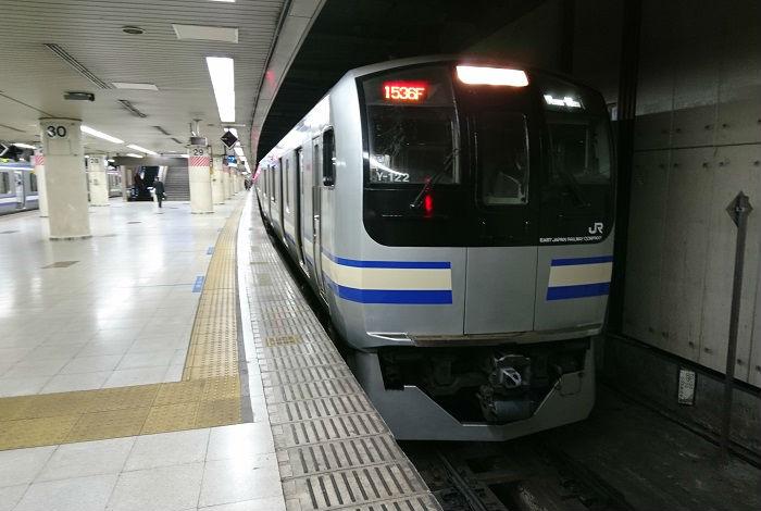 総武線快速直通列車