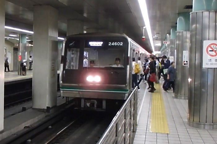 遅延 大阪 メトロ