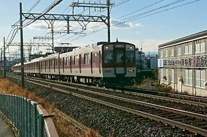 トイレがある近鉄名古屋線の急行