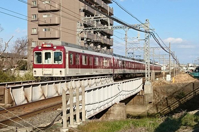 JRと競合する近鉄名古屋線