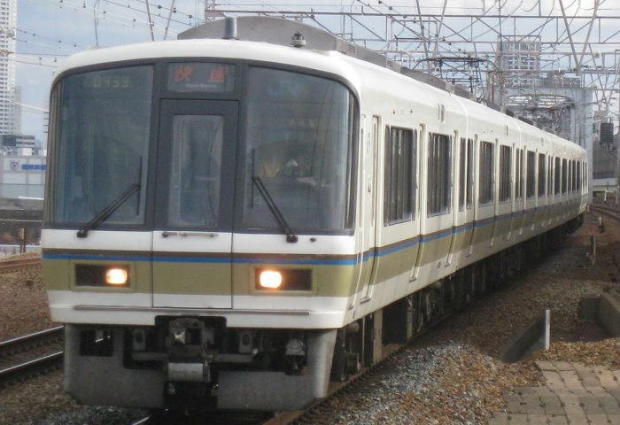 JR大和路線(関西本線)