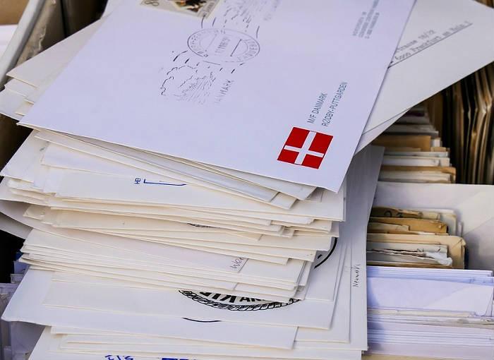 午前中配達でも来ない郵便