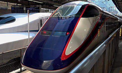 山形新幹線の自由席