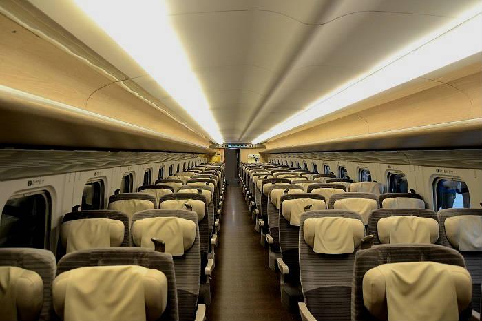 新幹線の全車指定席