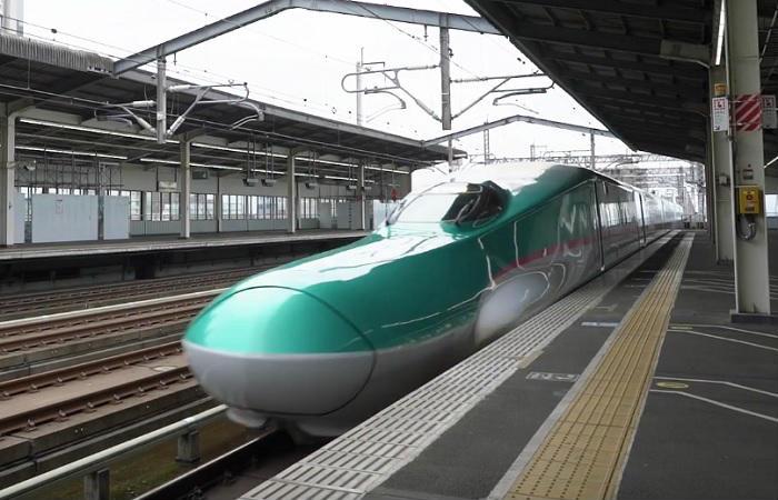 東北新幹線との本数の比較