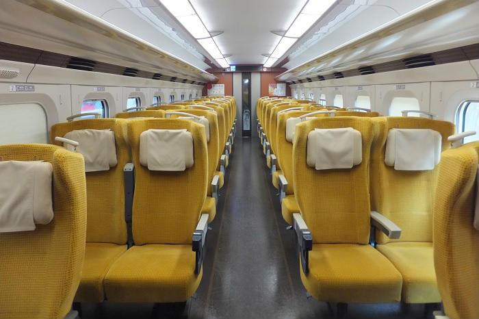 秋田新幹線こまち号のおすすめの座席